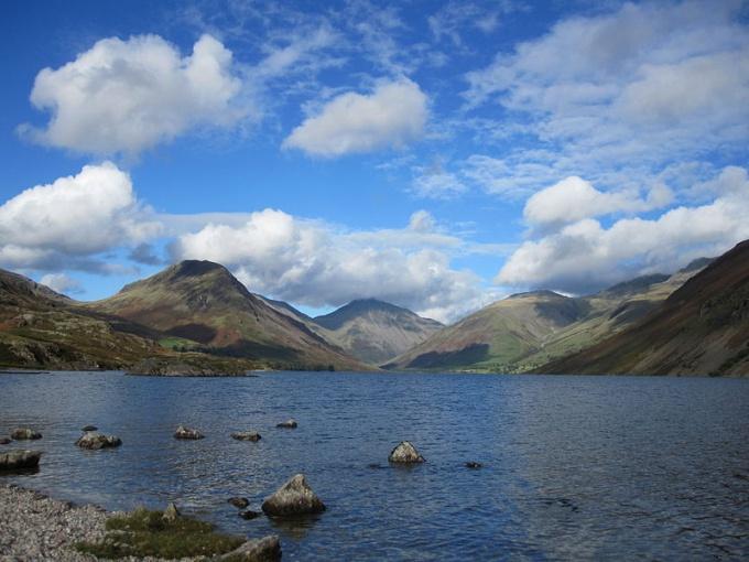 Самые красивые места Англии