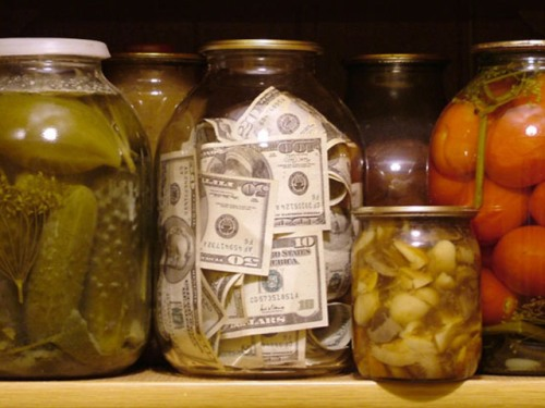 Учимся копить сбережения