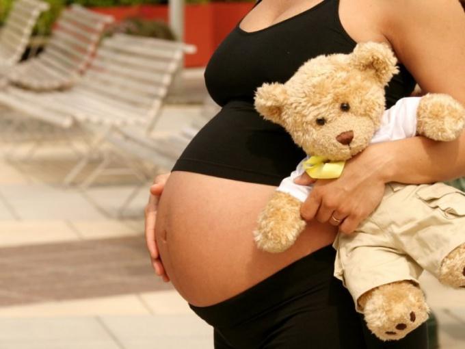 Как раньше определяли беременность