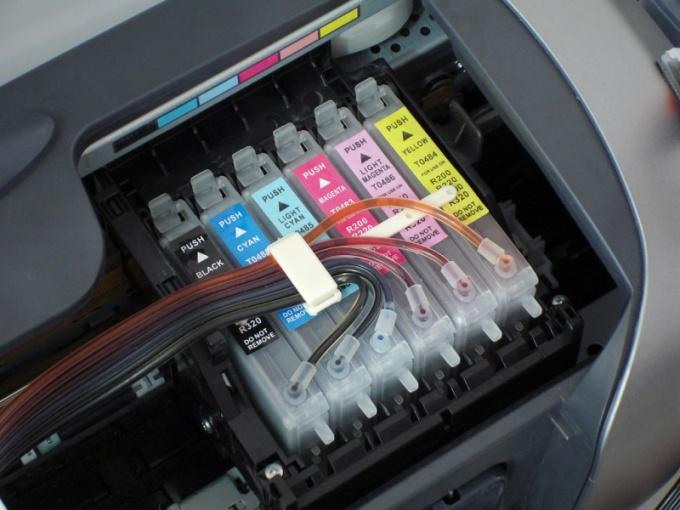 Что такое СНПЧ для принтера