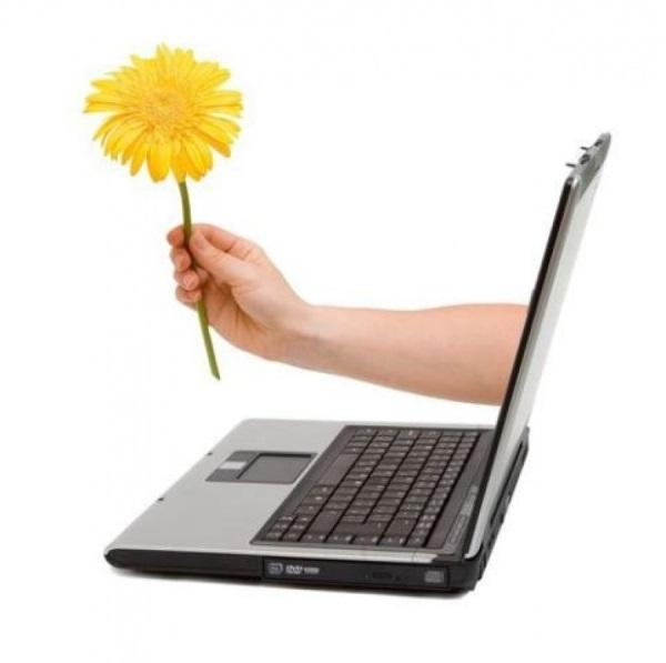 знакомство виртуальное общение и любовь