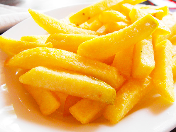 Вкусно приготовить картошку фри