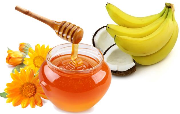 Как сделать банановую маску для лица