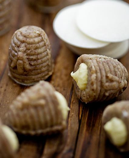 Арахисовое печенье с ликёрной начинкой