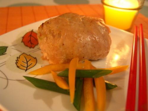 Куриные шарики в соусе