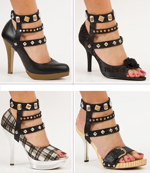 Как сделать украшение на туфли