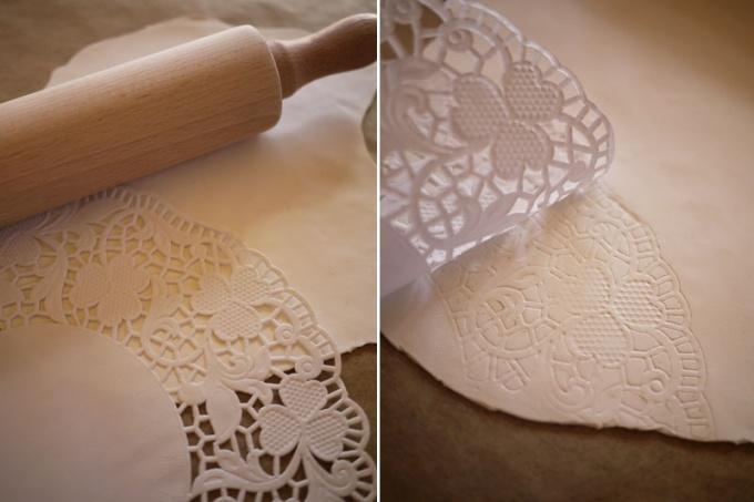 Как сделать тарелку из полимерной глины