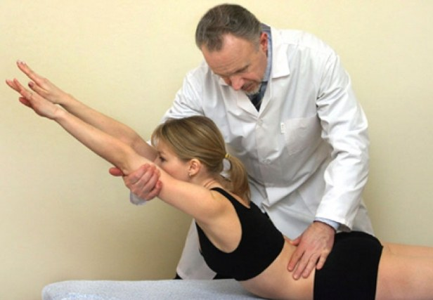 Who is the osteopath