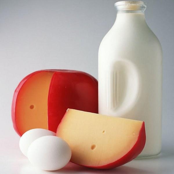 В каких продуктах самое большое содержание кальция