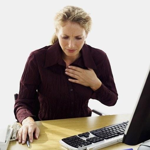 Что делать, если в сердце появилось ощущение тяжести