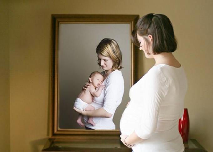 Беременность и роды во сне