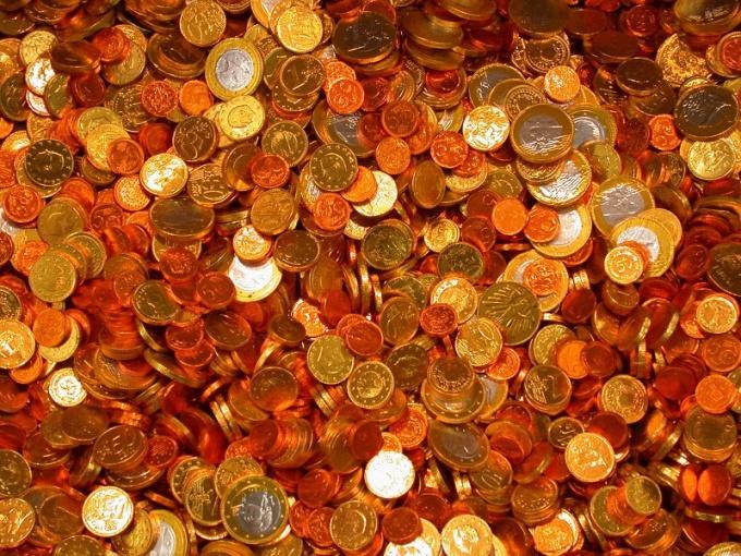 Что дозволено сделать из множества десятикопеечных монет