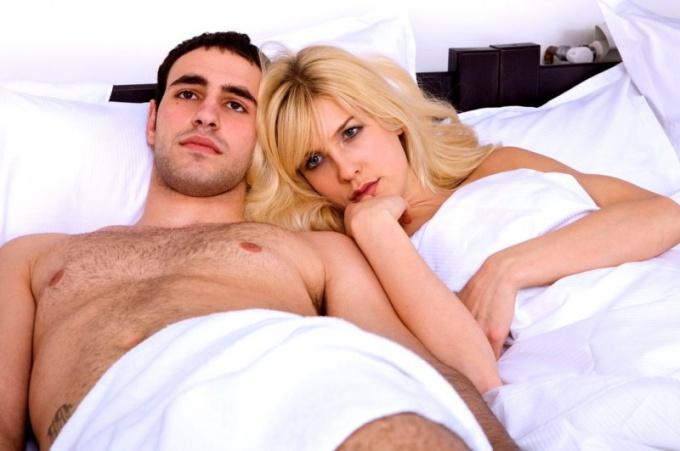 Почему у девушки нет оргазма