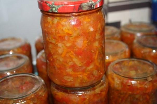 заправка для щей и супа на зиму рецепты