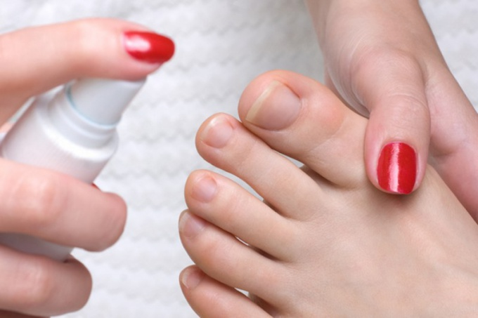 Грибок ногтей. Лечение народными средствами.