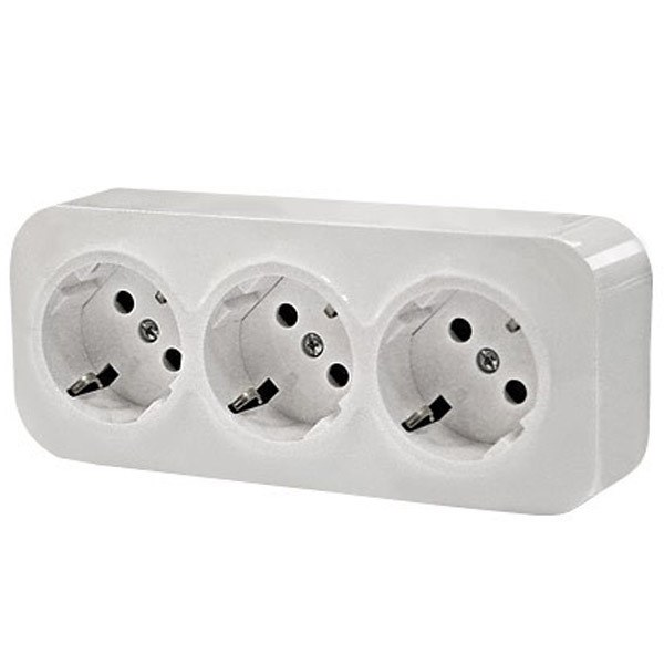What is a socket with grounding