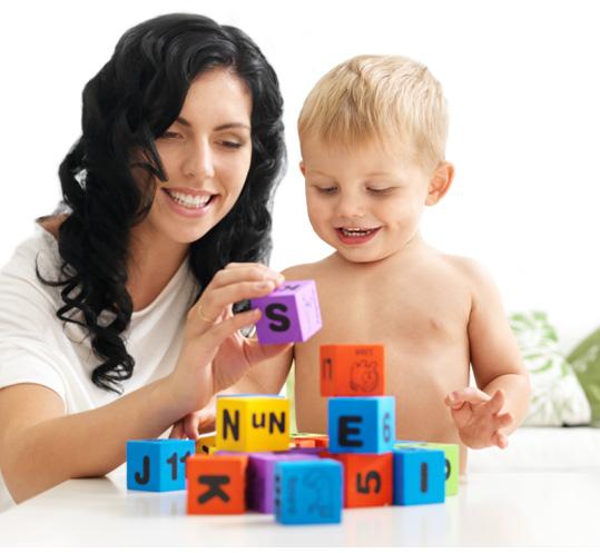 С чего начать обучение ребенка иностранным языкам
