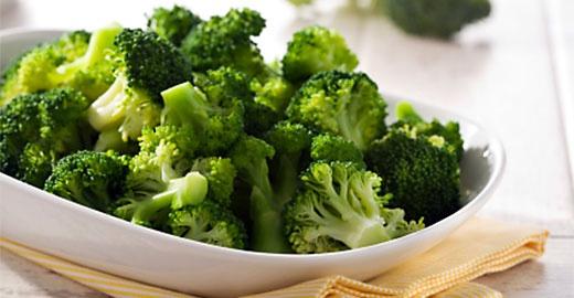 Как приготовить брокколи на пару