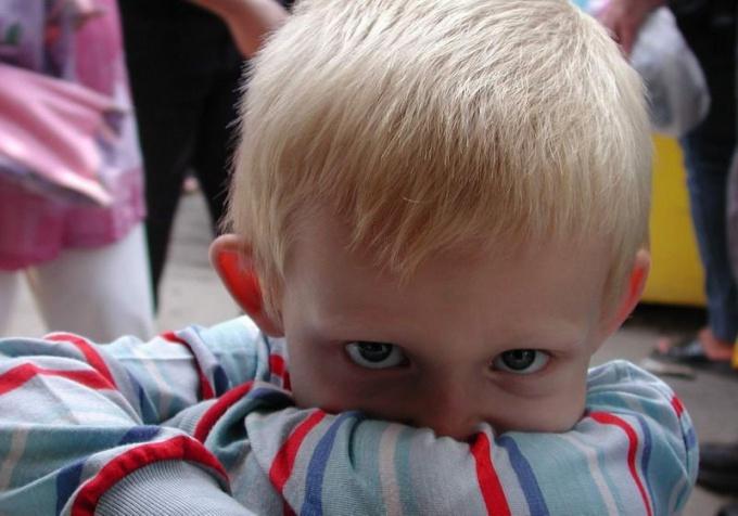 Приемный ребенок и детский сад