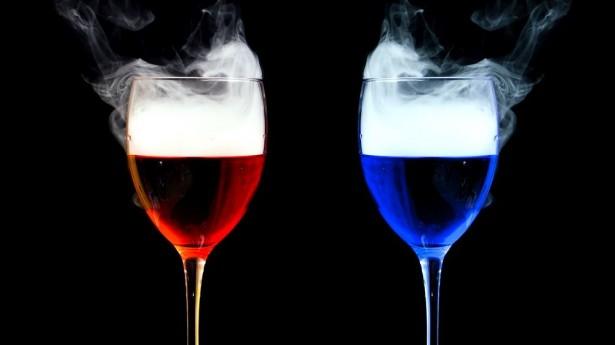 Как сделать оригинальные напитки с эффектом тумана