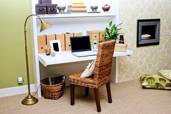 Как обустроить удобное рабочее место в квартире
