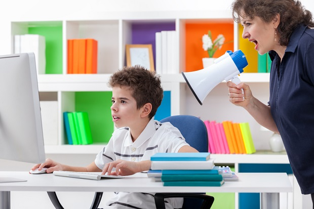 Как взять себя в руки и не кричать на ребенка?