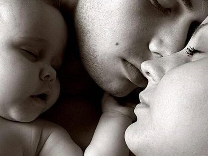 Как начать радоваться материнству