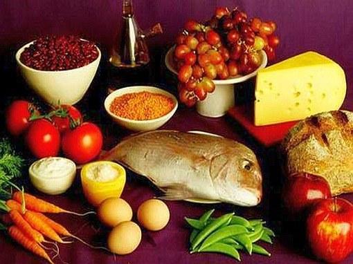 Яйца, рыба, овощи с красной кожицей при крапивнице исключаются из рациона