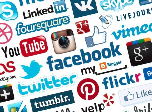 Many users have hit social networks