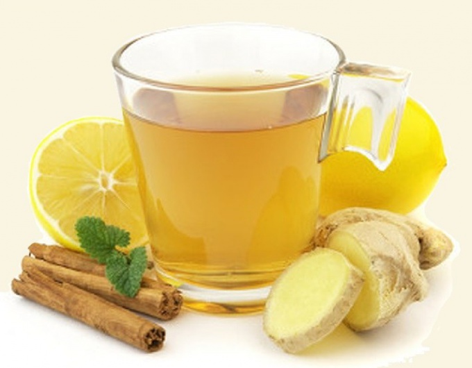 How to eat ginger for colds