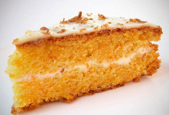 Как приготовить пирог из морковки