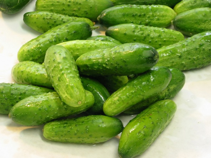 Recipe for Bulgarian cucumber