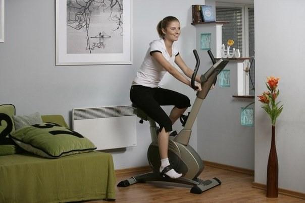 Какая реальная польза от велотренажера