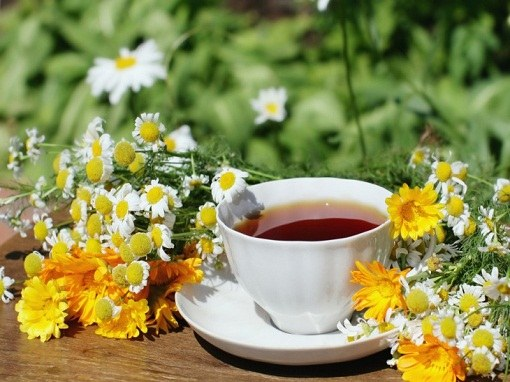 Relieve heartburn helps herbal teas