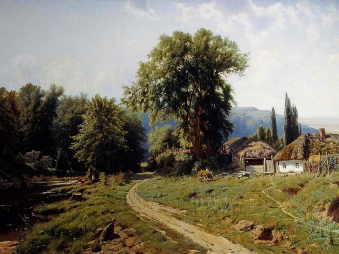 Что такое хутор и отруб