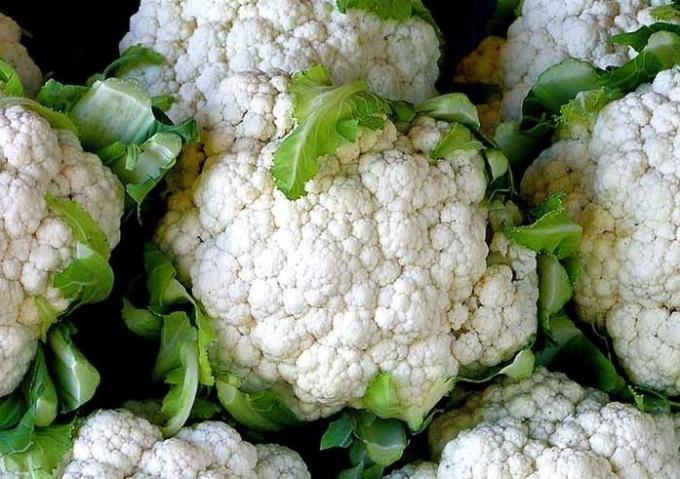 Как сохранить цветную капусту на зиму
