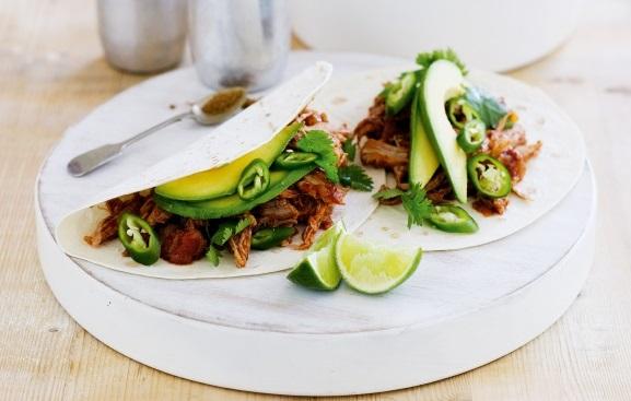 Как приготовить тушеную свинину по-мексикански