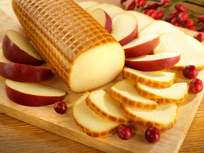Колбасный сыр - вкусный и пикантный продукт