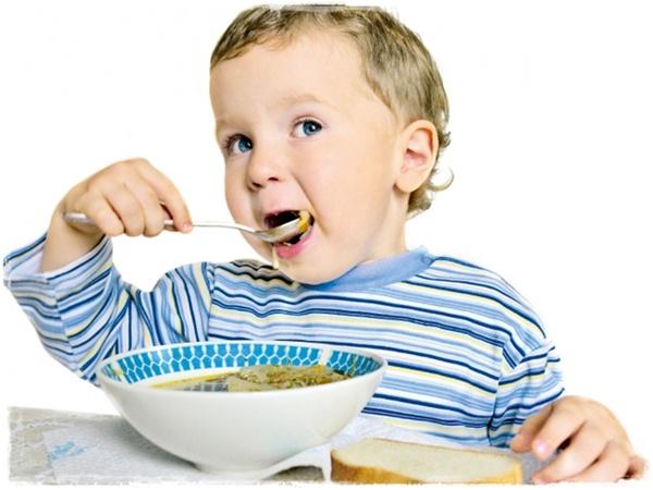 Как добиться хорошего аппетита у ребенка