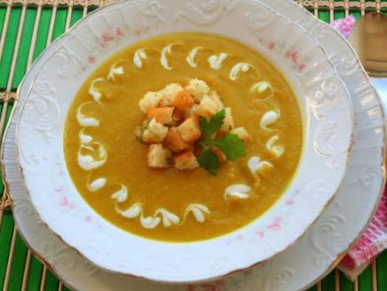 Как приготовить итальянский крем-суп