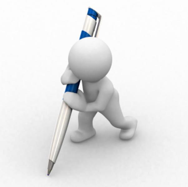 Требуется много времени и сил для написания продающего текста