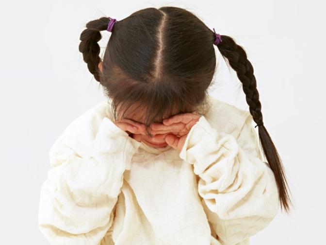 Каждый третий дошкольник чувствует себя застенчивым