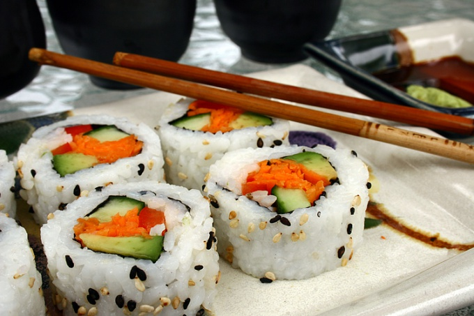 How to cook rice for sushi and rolls