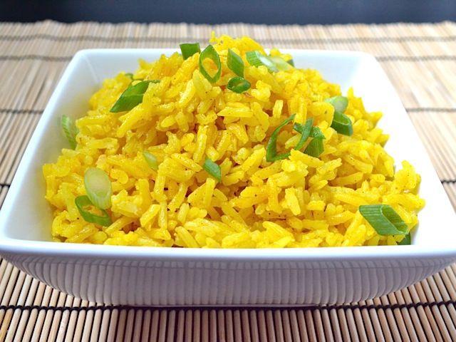 Как приготовить рис Жасмин с пряностями