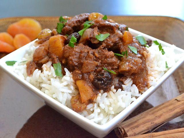 Как приготовить говядину в марокканском стиле