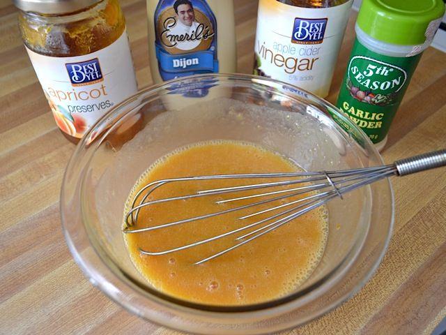 Как приготовить отбивные в абрикосовом соусе