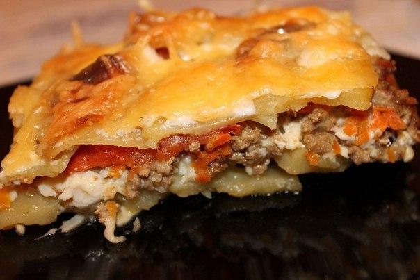 Жульен с курицей и грибами и плавленным сыром рецепт