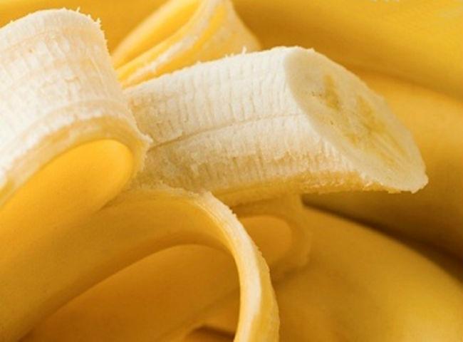 Банановое суфле