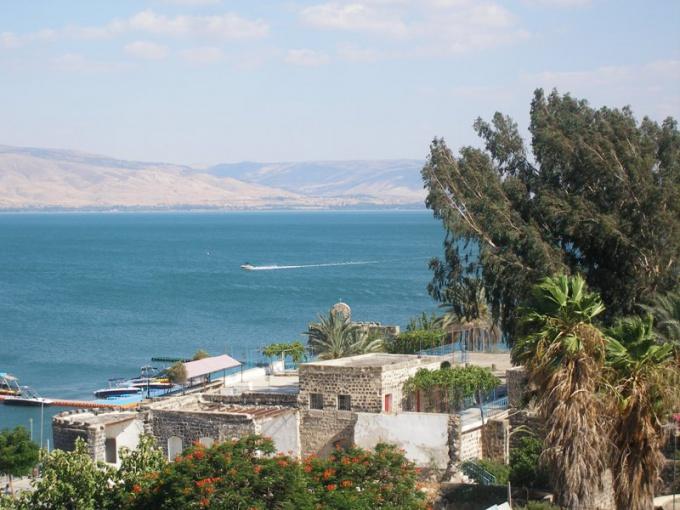 Отдых в Израиле. Удивительная Галилея