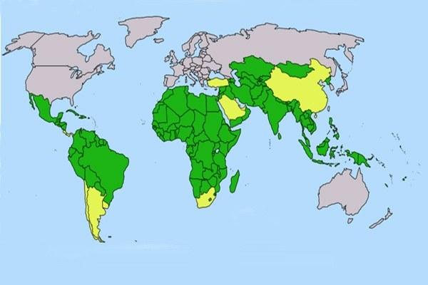 Что такое страны третьего мира